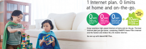 Maxis promotion maxisone
