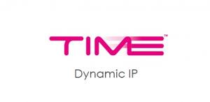 time dynamic ip Fibre Broadband